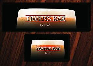 PERSONALISED-BEER-MAT-LABEL-BAR-RUNNER-IDEAL-HOME-PUB-OCCASION