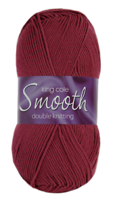 KING-COLE-SMOOTH-DK-Various-Colours