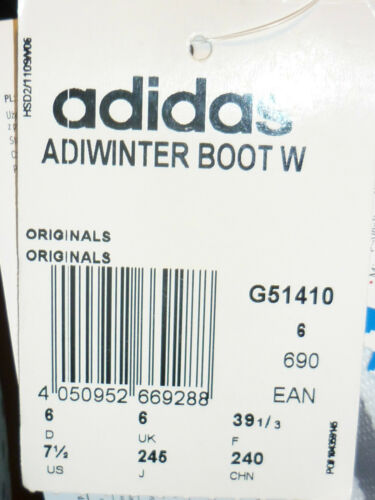 Size New 6 In Box Adidas Brand Adiwinter Boot Sw4cpWqEF