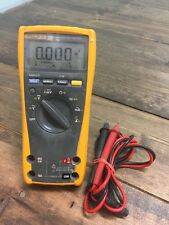 Fluke 179 Multimeter W/ Leads (470)