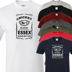 cricket Essex design t shirt