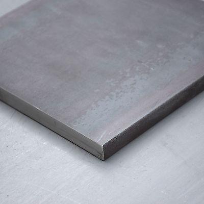 Flachmaterial Flachstahl 10x8mm-70x8mm Stahl Flacheisen Flachstange Streifen