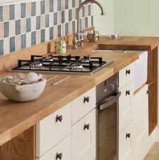 Matt Ivory Cream Shaker Kitchen Unit Cabinet Cupboard Doors Fits