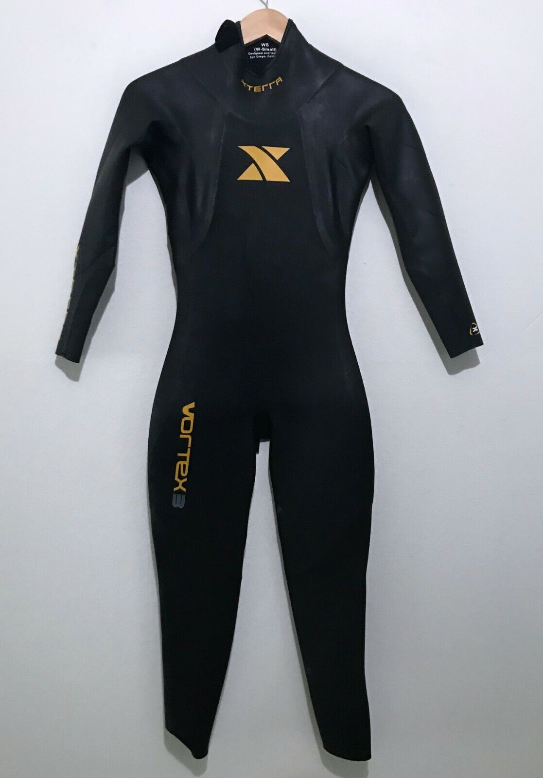 Xterra damen Triathlon Wetsuit Größe Small S Vortex Vortex Vortex 3 Full Suit 81eb23