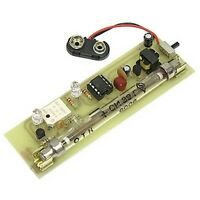 Kitsusa K-7060asb Fully Assembled Gm22 Geiger Counter