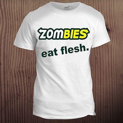 Breaking Bad Inspired Zombie Spoof Flesh TV Film Movie Gift Present T Shirt