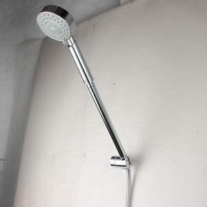 Nice Image Is Loading Brass Chrome Shower Head Extension Pipe Adjustable Shower