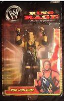 WWE Ring Rage Ruthless Aggression RA Series 16.5 Rob Van Dam New RVD