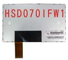 "1PCS 7/"" 1024x600 HD TFT LCD Panel Screen Display HSD070IFW1-A00"