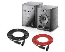 Focal Alpha 80 Studio Monitors | Stereo Pair, Left/Right | Pro Audio LA