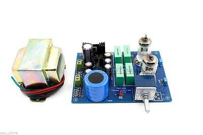 Assembled GE 5670 tube preamplifier board base on Matisse preamp circuit  HL-173