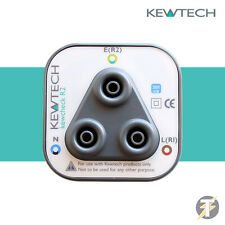 Kewtech Kewcheck R2 Ring Mains Socket Tester / Adaptor fits Fluke & Megger