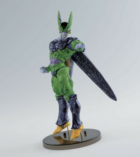 DRAGON BALL Z PERFECT CELL SCULPTURES WORLD FIGURE COLOSSEUM BANPRESTO NEW NEW