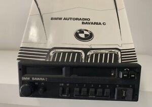 Autoradio BMW Bavaria C e36 e34 e32 e31 e30 excellent état testé