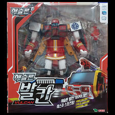 TOBOT ATHLON VULCAN Transformer Transforming Rescue Sport Robot Car Toy 2016 New