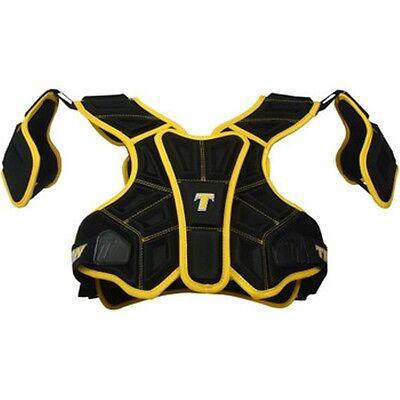 High End Lacrosse Shoulder Pads  PRO   Adult Size Medium  Tron