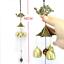 Wind Chimes Garden Yard Home Wind Bells Windchimes Copper Church Bell Xmas Gift