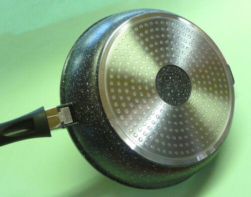 Aluguss de cocina sartén Ø 28cm con anti detención revestimiento para freír asada 24010