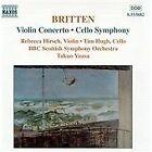 Benjamin Britten - Britten: Violin Concerto/Cello Symphony (1999)