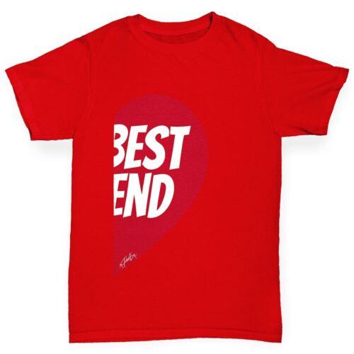 Twisted ENVY il mio migliore amico #2 Ragazzo Divertente T-shirt