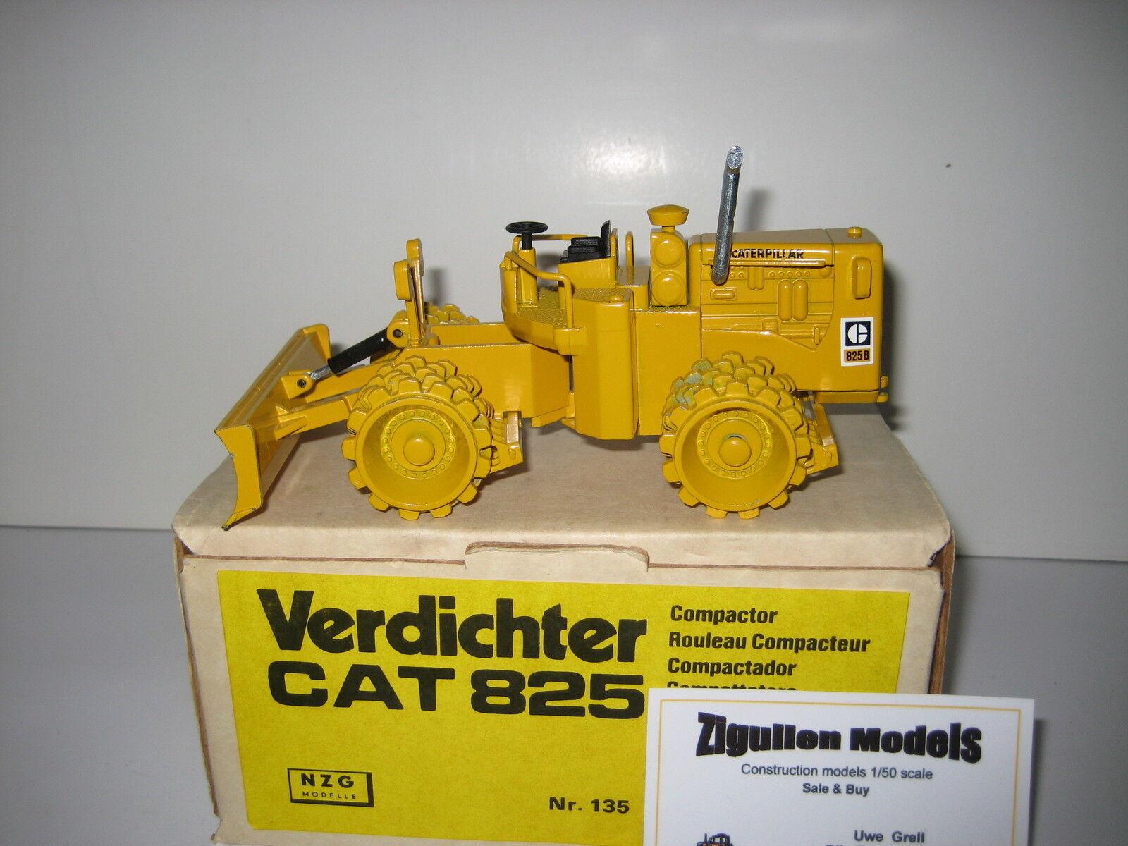 Compresora Caterpillar 825 B. 35repaso 135 NZG 1  50.