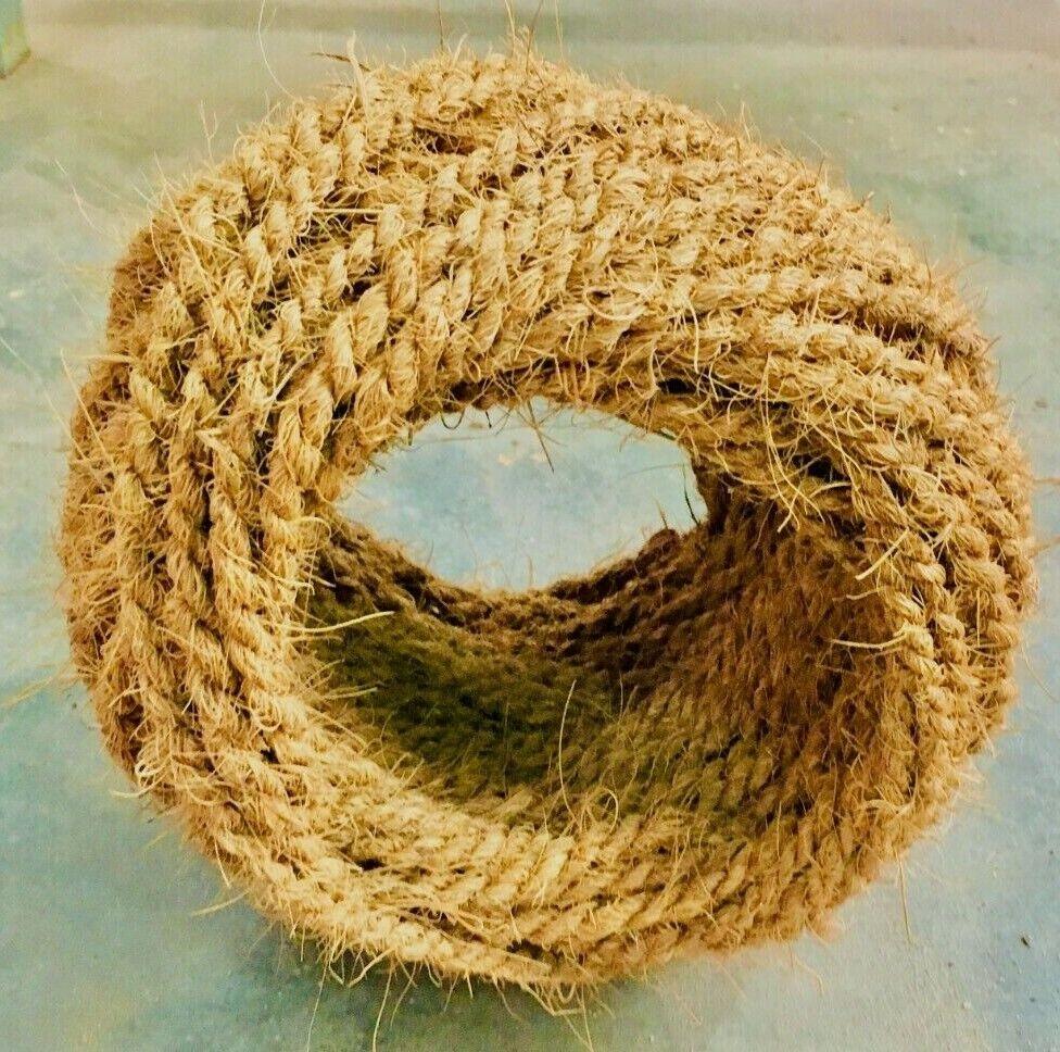 High-Quality Coconut Husk Fiber Rope Sri lanka 100% Natural Eco-Friendly