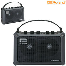 Roland Mobile CUBE Portable Battery Powered Stereo Amplifier l Authorized Dealer
