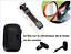 support-telephone-Housse-etanche-support-GPS-moto-Support-smartphone-scooter miniature 2