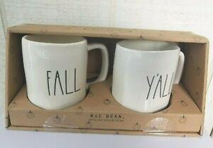 Rae-Dunn-Thanksgiving-034-FALL-034-034-Y-039-ALL-034-Mug-Set