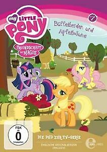 My-Little-Pony-Freundschaft-ist-Magie-Folge-7-von-Jays-DVD-Zustand-gut