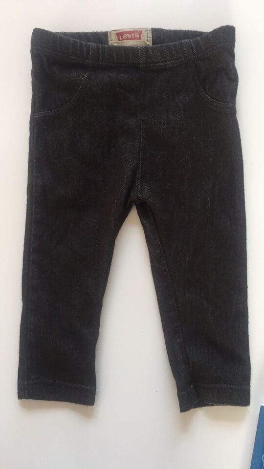 Bukser, Levi's Jeans leggings – dba.dk – Køb og Salg af