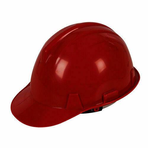 Schutzhelm Einstellbar Bauhelm Arbeitschutzhelm HI-VIZ DELTAPLUS DIAM5ORFL ORANG