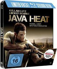 JAVA HEAT, Insel der Entscheidung (Kellan Lutz) Blu-ray Disc, Steelbook NEU+OVP