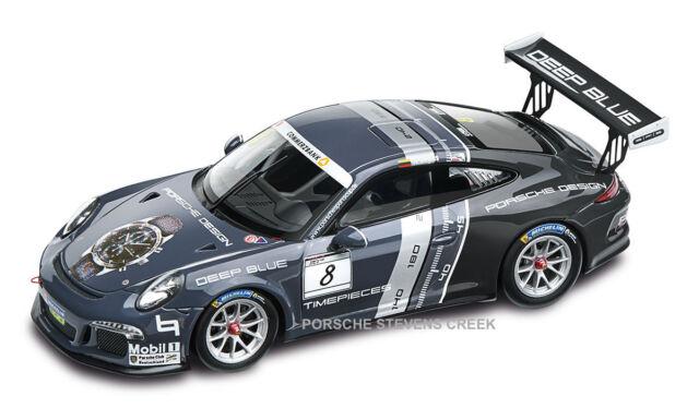 9c7e226bf Porsche 911 GT3 Cup Diecast Model 1:43 Scale Porsche Design Limited Edition  Car