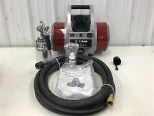 Titan 0524031 1 Qt 3 Stage Hvlp Paint Sprayer