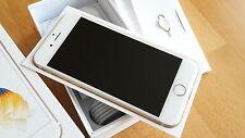 Apple iPhone 6s 64GB in gold simlockfrei & iCloudfrei & mit Folie & neuwertig