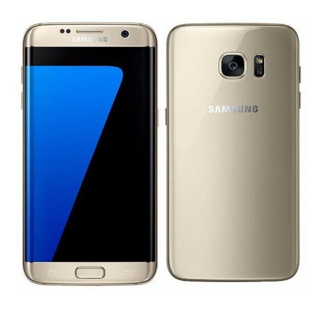 SAMSUNG GALAXY S7 EDGE G935F Or 4gb 32gb 12mp Camera Android 4g Lte Smartphone