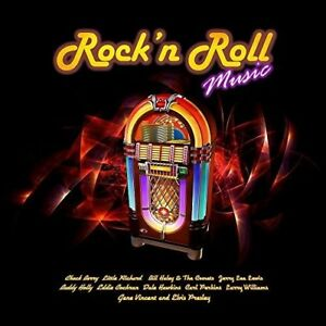 Various-Artists-Rock-N-Roll-Music-New-Vinyl-LP-UK-Import