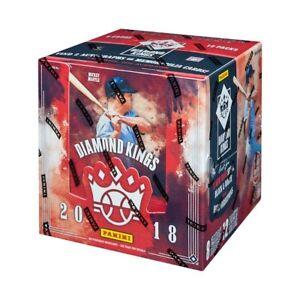 2018 Panini Diamond Kings Baseball Hobby Box
