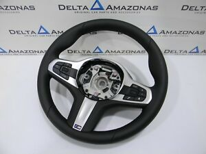 BMW M G30 G31 G38 G32 Sport Cuir Direction Volant Cuir Airbag 8008178