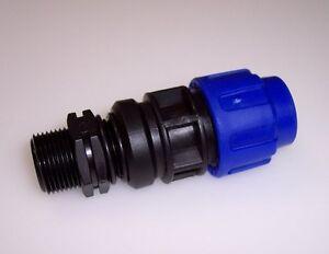 IBC-reservoir-par-la-direction-40mm-tube-PE-anschluss1-1-4-034-Raccord-Double-2