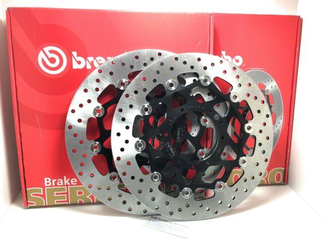 Brake Discs Brembo Floating Front 78B67 Honda CBR RR 600 2003 2004 2005 2006