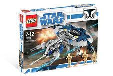 *BRAND NEW* Lego Star Wars The Clone Wars DROID GUNSHIP 7678