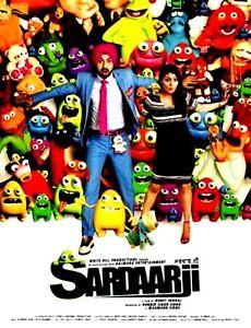 Sardaarji-Sardaar-Ji-Sardar-Brandneu-Punjabi-DVD-Englisch-Untertitel