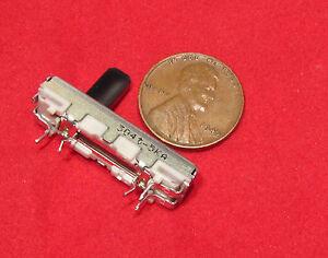 New-5KA-Mini-Slide-Pot-5K-OHM-Audio-A-Taper-Slider-Sliding-Potentiometer-CJ