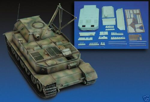 Royal Bergepanzer Ferdinand Conversion Kit 366