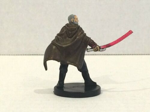 Vintage 2008 Wizards of the Coast WOC Star Wars Miniatures Figures