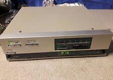 AIWA Vintage QUARTZ Digital Synthesizer Hi-Fi  Stereo AM/FM Tuner Model # ST-R80