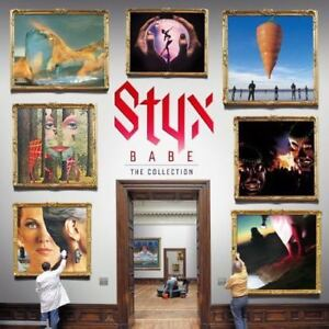 Styx-Babe-The-Collection-NEW-CD