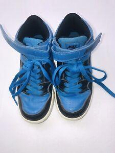 Nike SB Mogan Mid 2 Jr. size 2Y 645025-400 Skaters